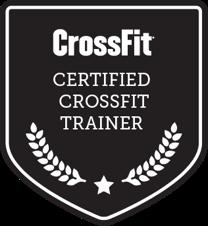 Certified CrossFit Trainer